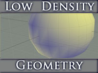 Low Density Geometry
